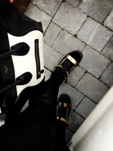 celine bag shoes giuseppe zanotti bags handbag sneakers