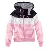 jacket,colorblock,multicolor,windbreaker