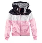 jacket,colorblock,multicolor,windbreaker