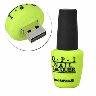home accessory usb flash drive nail polish opi technology computer accessory