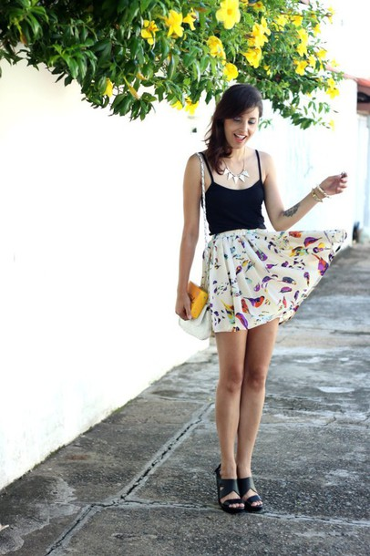 my name is glenn blogger skirt