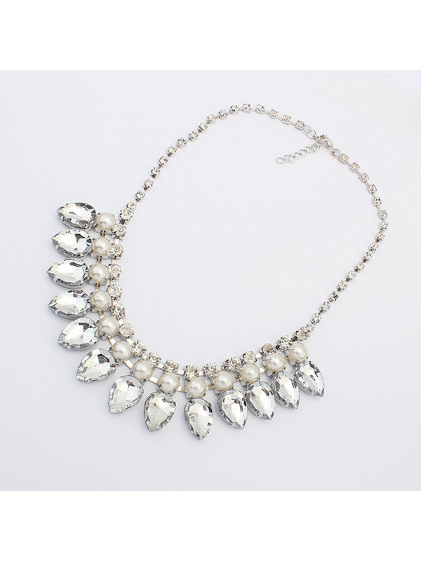 jewels fashion accessory necklace diamond necklace cristal necklace