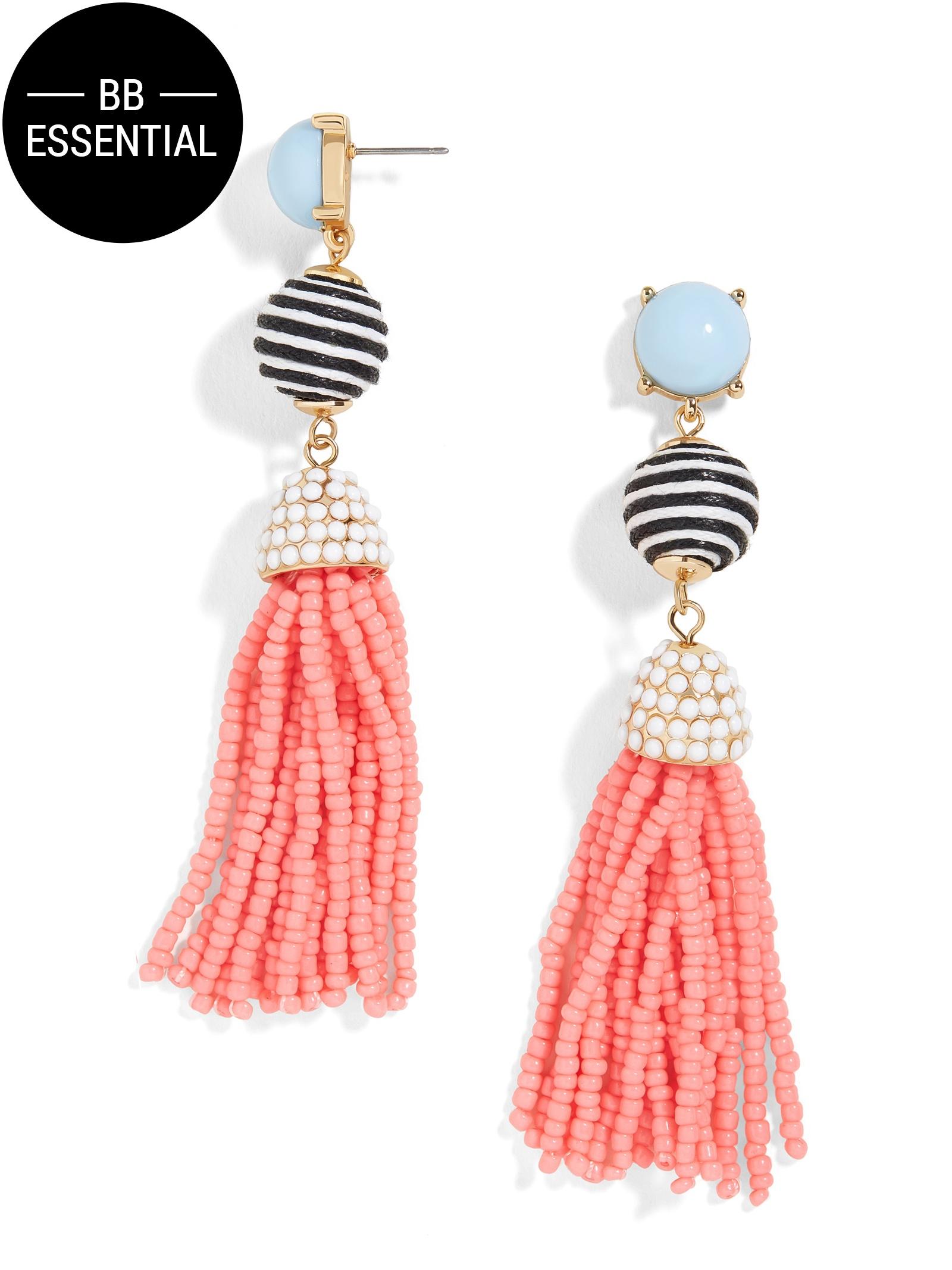 Catalina Tassel Earrings