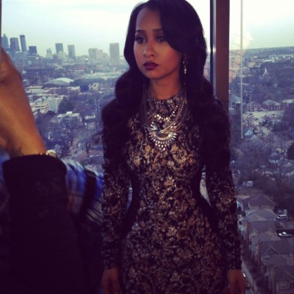 long sleeve dress black and gold dress