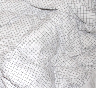 underwear bedding checkered