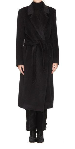 TAGLIATORE coat black