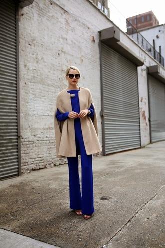 sunglasses jumpsuit blogger atlantic pacific