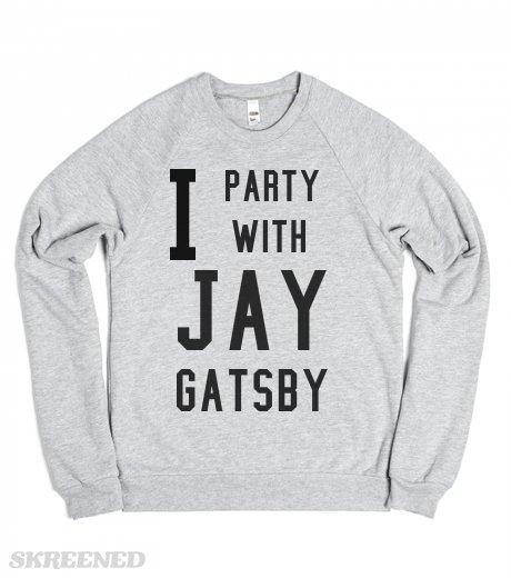 Fun great gatsby shirts