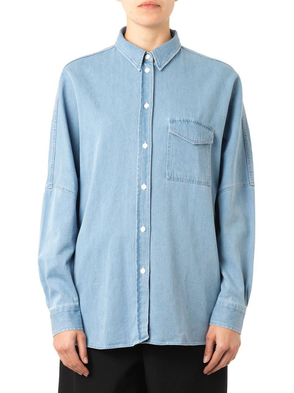 Jetson denim shirt | Acne Studios | MATCHESFASHION.COM