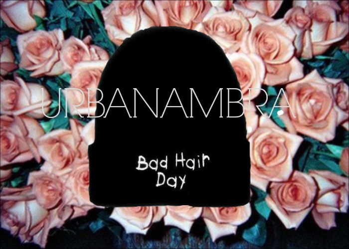 Bad Hair Day beanie  | Urban Ambra