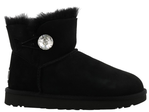 boot mini black shoes