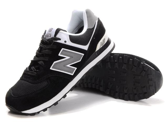 574 new balance black