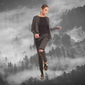 jumpsuit,suit,cotton,workout,workouts,women,fog,gray suit,grey