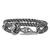 Bracelet Vulpes Silver - Grey - Akitsune