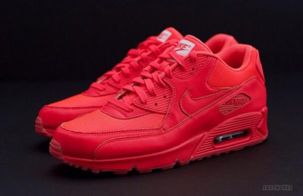best sneakers f3585 e1a12 shoes solar red nike air max 90