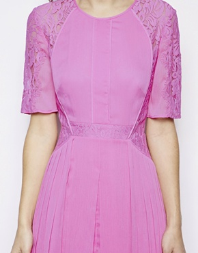 Whistles | Whistles Linn Lace Dress at ASOS