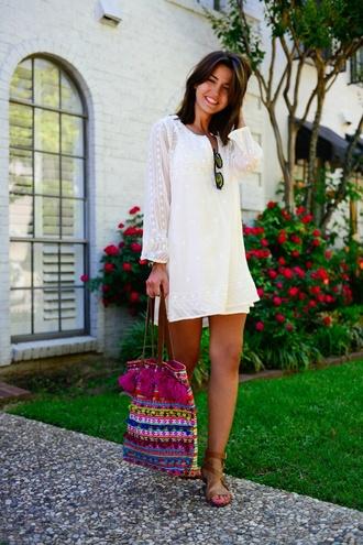 lovely pepa dress bag shoes jewels sunglasses