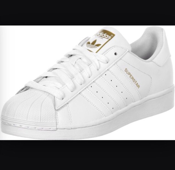 7afc59c2e1f7f4 shoes adidas white sneakers white adidas adidas superstars white and gold  gold adidas white superstar