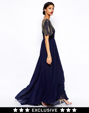 Search: embellished maxi dress