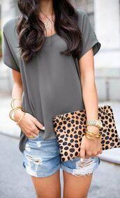 bag,leopard print,leopard bag,clutch
