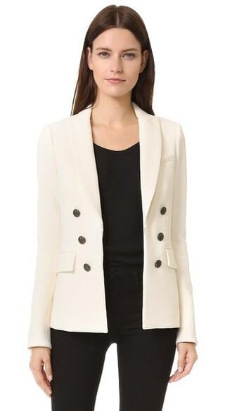 blazer beige jacket