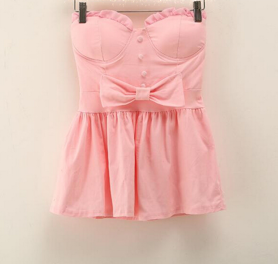 Cute Bow Top, Summer Cute Top, Cute Top With Bow, Tank Top on Luulla