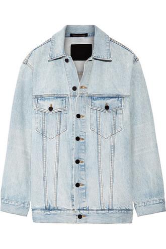 jacket denim jacket oversized denim jacket denim oversized light