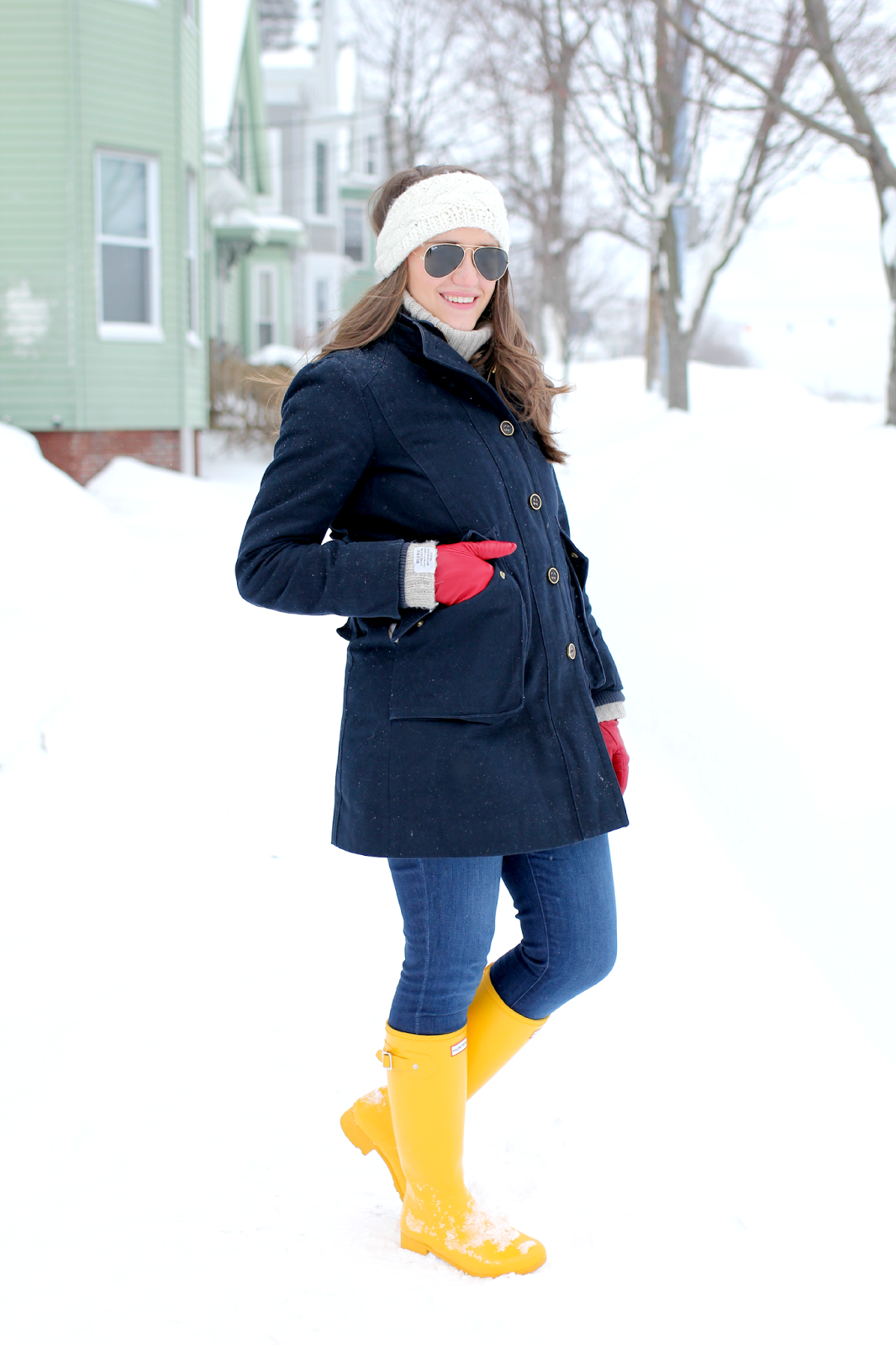 Hunter Rain Boots | Covering the Bases | Fashion and Travel Blog ...