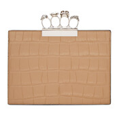 clutch,brown,bag