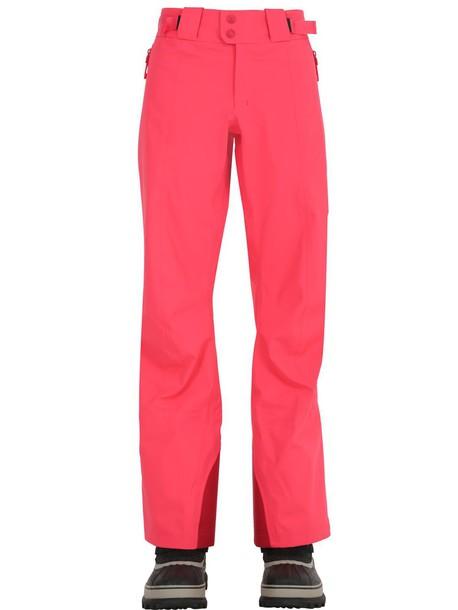 ARC'TERYX pants ski pants pink