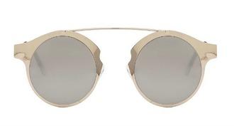 breakfastwithaudrey blogger top shoes jewels sunglasses