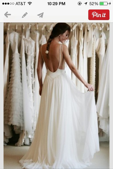 dress white dress white long evening dresses summer dress beautiful dress