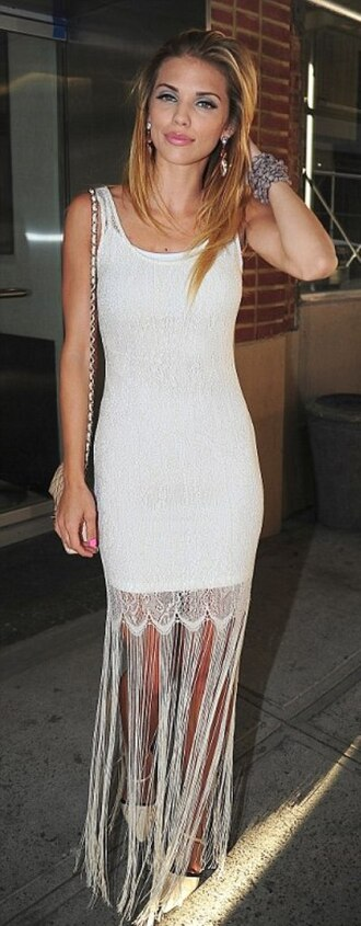 annalynne mccord dress