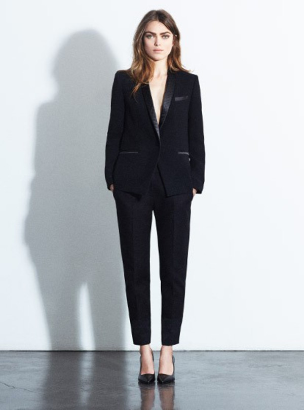 pants claudie pierlot fashion lookbook