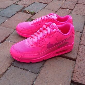hot pink nike shoes for women pink shoes hot pink air max air max