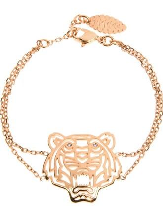 tiger metallic jewels