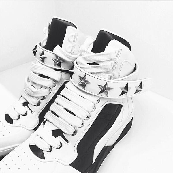 shoes hitops stars