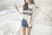 sweater,korean fashion,korean style,long sleeves,pullover,tumblr,tumble outfit