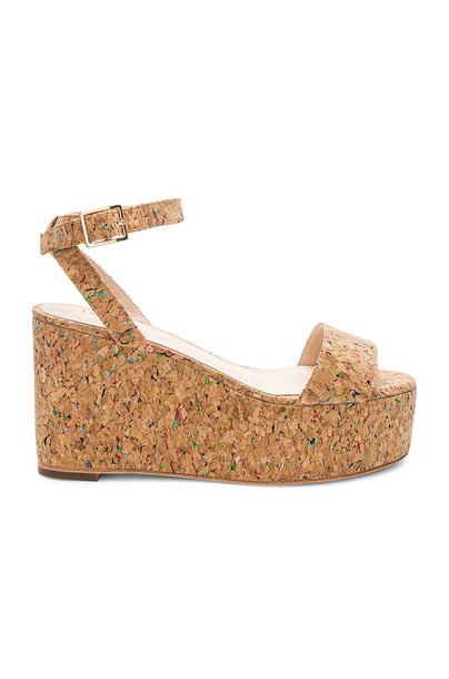 RAYE tan shoes