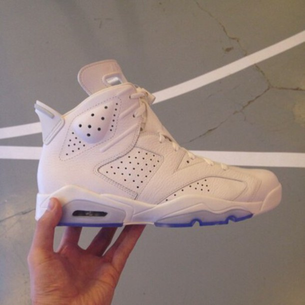 shoes jordans sneakers white