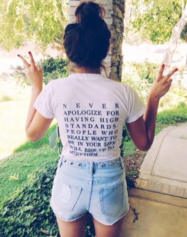 t-shirt bethany mota