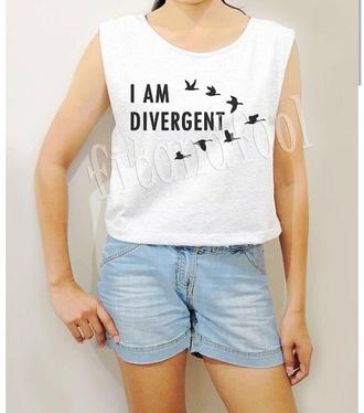 shirt divergent