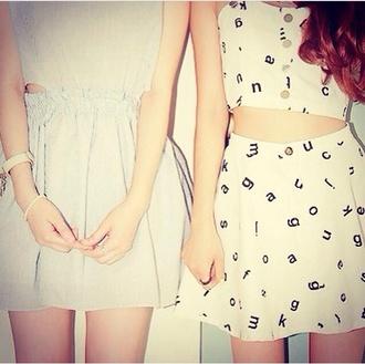 dress shirt skirt vintage hipster blue top crop too crop tops white matching set skater dress phone cover