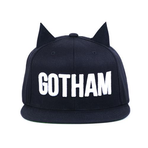 Gotham (horned snapback) – badacious