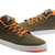 Mens Jordan AJ V.1 Chukka Olive - Orange Nike Casual Shoes