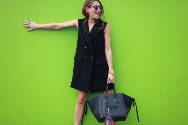 b a r t a b a c blogger bag sunglasses jewels jacket aviator sunglasses jumpsuit