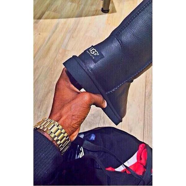 974beb58a95 real ugg short boots for men 99a74 6f2cc