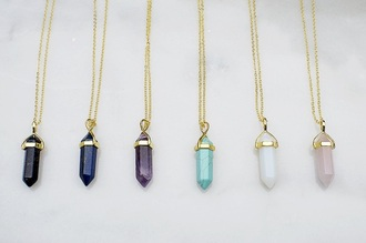 jewels boho necklace diamond necklace multicolor necklace jewelry boho boho chic boho jewelry bohemian quartz crystal quartz