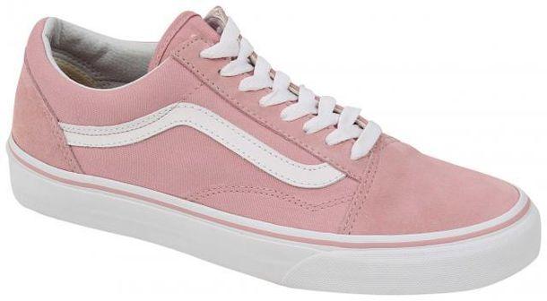 c9d8566d717 pink vans shoes