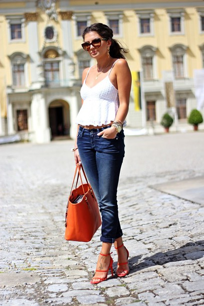 fashionhippieloves jeans shoes bag
